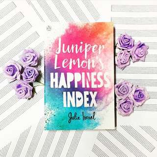Junipers Lemons Happiness Index