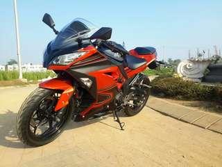 Kawasaki ninja 250 fi se abs zx 250r racing