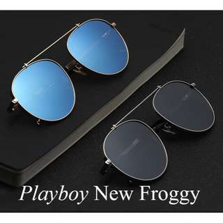 Playboy 2018J – New Froggy Sunglasses for men
