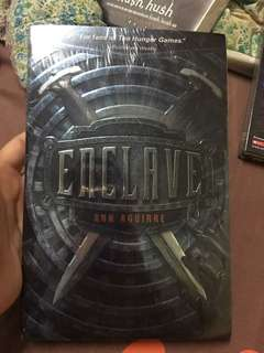 English Novel Book(Brand New)-ENCLAVE by Ann Aguirre