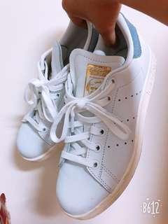 🚚 Adidas smith紫金色22.5(版型偏大)👟