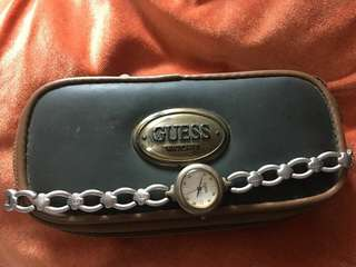 Preloved Guess Watch