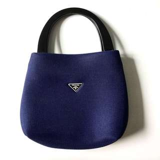 PLOVED: Vintage Prada Small Handbag