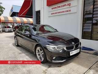 BMW 4 Series 428i Coupe Luxury