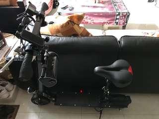 Escooter ranger 2