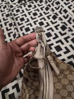 Preloved Authentic GUCCI Hobo Bag