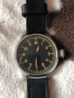 Pilot watch aviation 飛機師錶