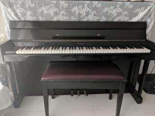 Piano Giveaway