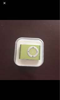 New Sealed MP3 player in Green