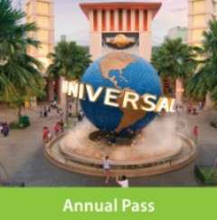 20% OFF Universal Studios/ Adventure Cove waterpark