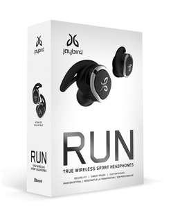 (New) Jaybird run bluetooth earphone (100% real, with box and warranty to 2019 June) 全新藍牙耳機有盒連保養