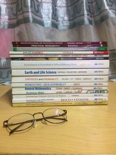 SHS Books ☺️