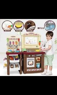PO- Premium Kitchen Playset kitchen toys