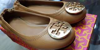 Barely Used Authentic Tory Burch Shoes Sz 6.6