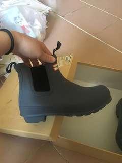 🚚 Hunter 短靴