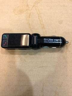 🚚 MP3音樂播放轉換FM發射器