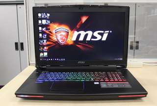 Sell 99% new MSi Game Laptop GT72 6QE Dominator Pro G