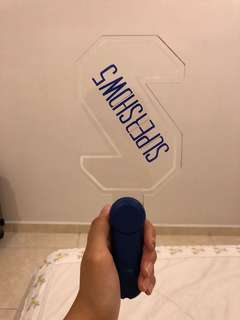 SJ Supershow 5 Fan Light