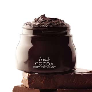BRAND NEW Fresh Cocoa Body Exfoliant