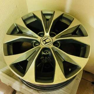 "Honda Civic FB 17"" Rims"