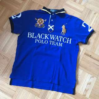 Blackwatch Polo Team Shirt