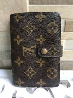 Authentic Louis Vuitton French Purse Wallet Monogram