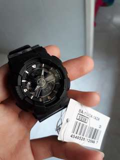 Baby G Limited edition Ba110 watch
