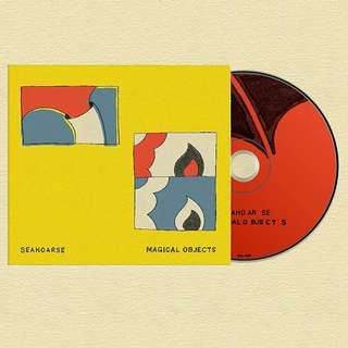 "SEAHORSE ""Magical Object"" CD"