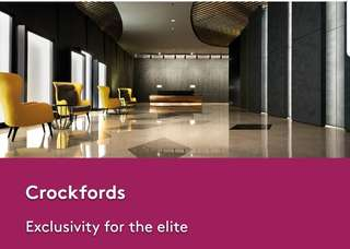 Genting Crockfords 21,22/6 First World 5star Hotel