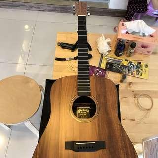 Guitar setup - Bishan - all types of guitars