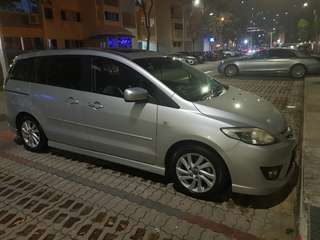 Mazda 5 (MPV) for Rent