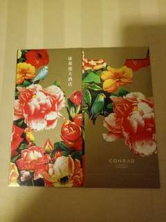 🌺Conrad Hotel Red Packets (2 or 4 nos)