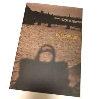 絕版Louis Vuitton 2008 catalog 英法版 LV 2008 catalog