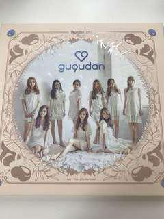 wts gugudan act.1 The Little Mermaid unsealed album