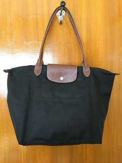 Authentic Longchamp Le Pilage Large Tote