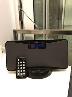 TDK iSlim Radio
