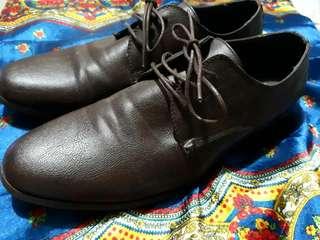 Perry Ellis leather men's shoes