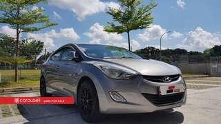 Hyundai Elantra 1.6A