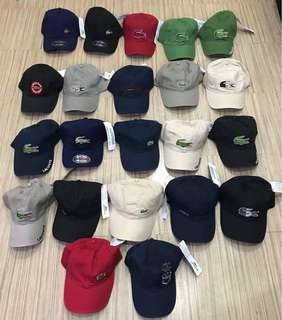 Authentic Lacoste Cap