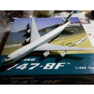 1/400 - CATHAY PACIFIC CARGO - B747-867F