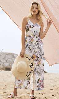 Camryn Floral Printed One Piece