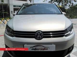 Volkswagen Touran 1.4A TSI Sunroof