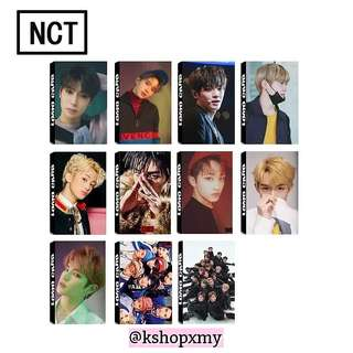 NCT 127 Member / Group Photocards
