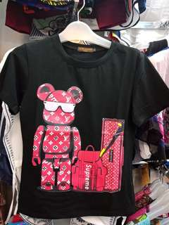 LV Supreme Robot in Black