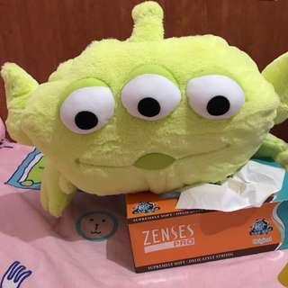 三眼仔 aliens toy story namco 冒險樂園 公仔 巴斯光年 迪士尼 Disney Disneyland