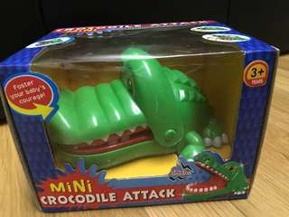 Mini Crocodile Attack