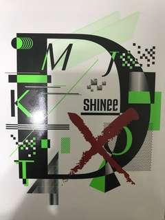 🚚 Shinee專輯