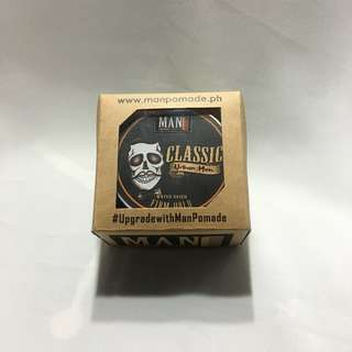 Man Pomade Classic Urban Men