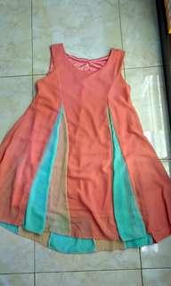 pastel dress