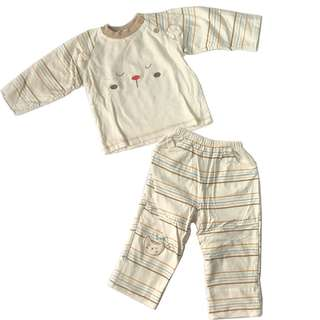 Le Enfang Sleepwear Set
